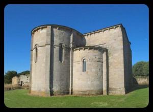 Iglesia - Monasterio de Vilar de Donas 2